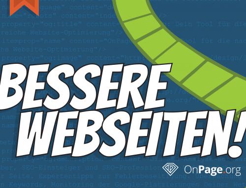 Kostenlos: 100 Punkte Plan – Bessere Webseiten!