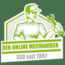 Online Mechaniker Retina Logo